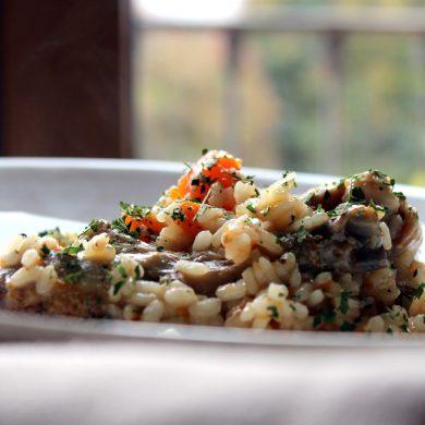 arroz con picantones