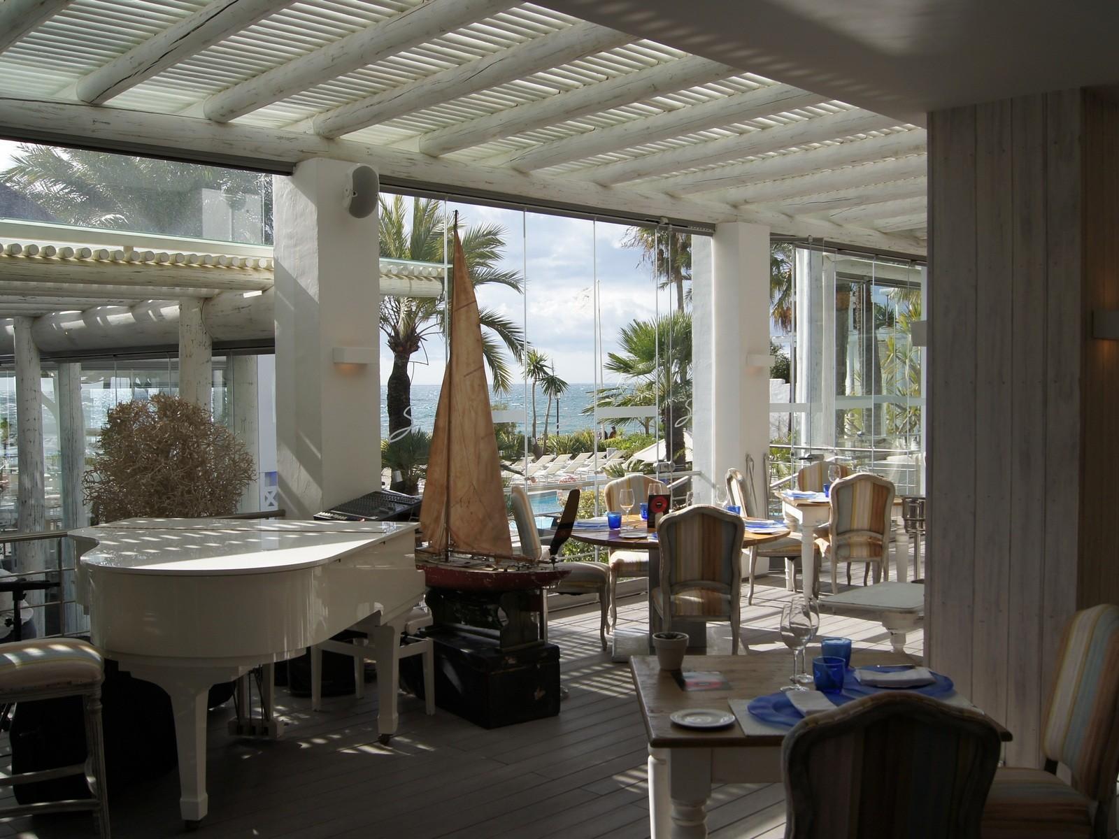 Restaurante sea grill fant stica experiencia gastron mica - Sea grill marbella ...