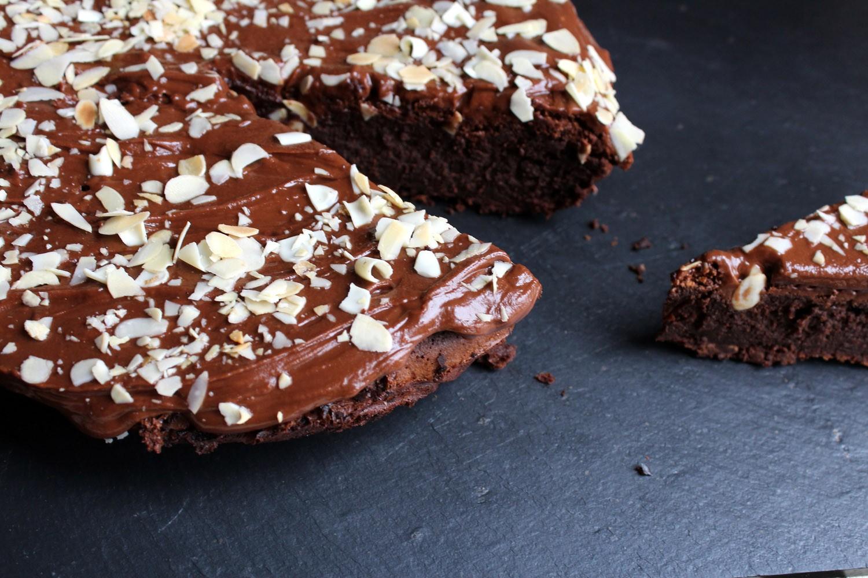 Tarta Nutella de Nigella Lawson 1