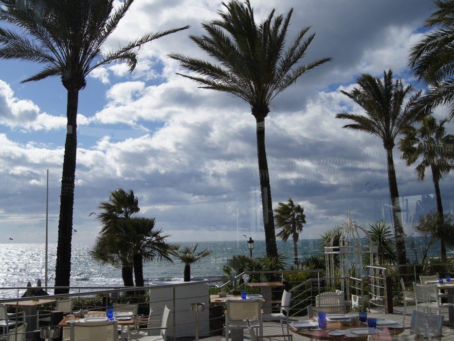 Vistas desde el Restaurante Sea Grill - Puente Romano (1)