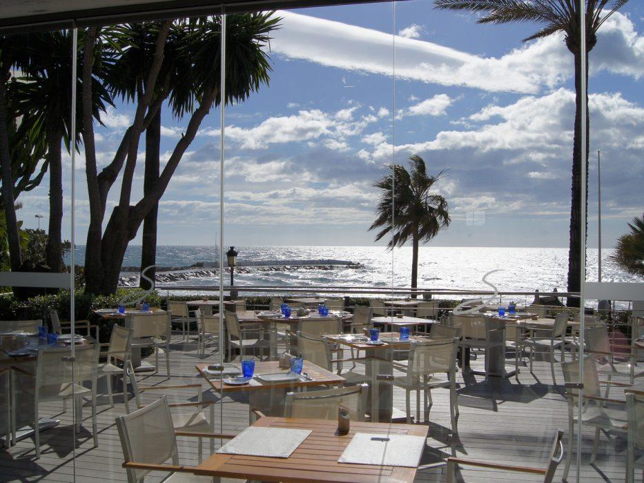 Vistas desde el Restaurante Sea Grill - Puente Romano (2)