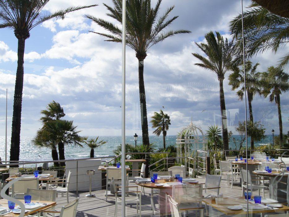 Vistas desde el Restaurante Sea Grill - Puente Romano (3)