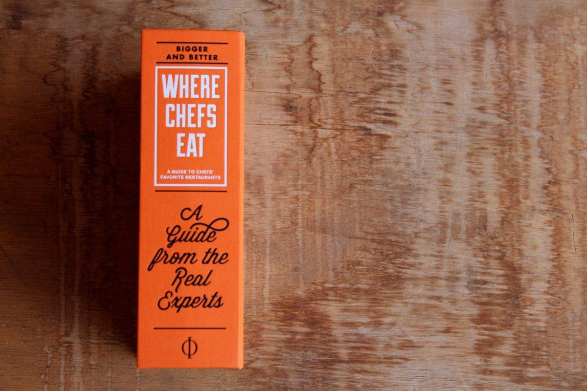Where chefs eat, donde comen los chefs