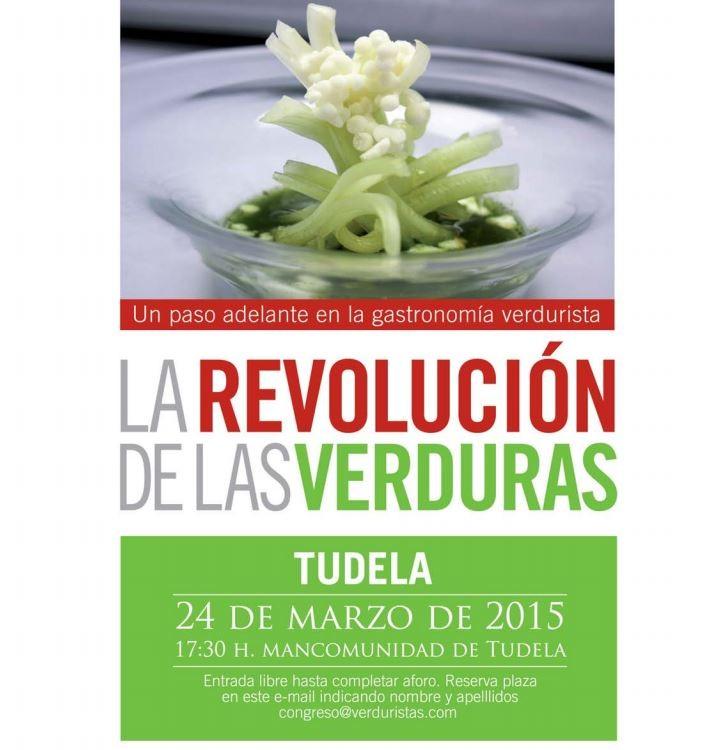 cartel la revolucion de las verduras