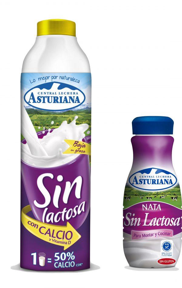 Central Lechera Asturiana - Sin Lactosa