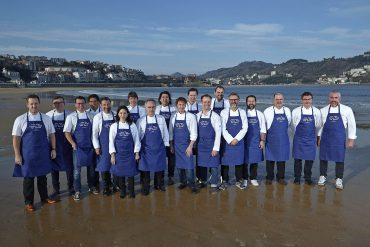 chefs oceana - presentación save the oceans, feed the world san sebastian
