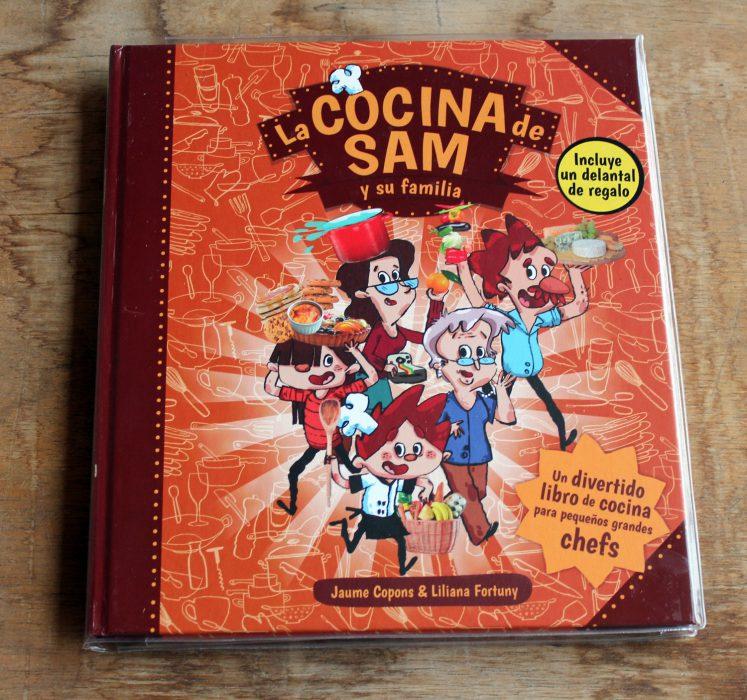la cocina de sam y su familia - libro cocina-1