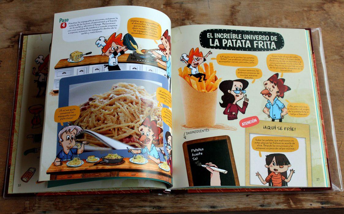 la cocina de sam y su familia - libro cocina-2