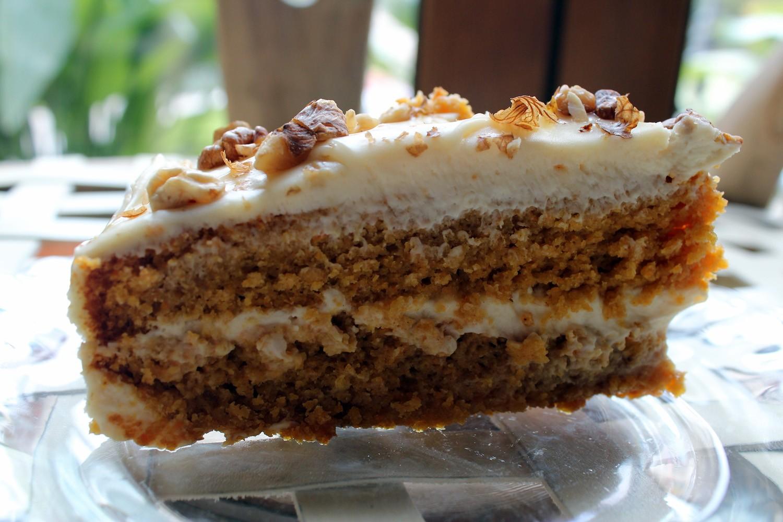 Pin Zanahoria Y Nueces Con Crema De Queso Carrot Cake The ...