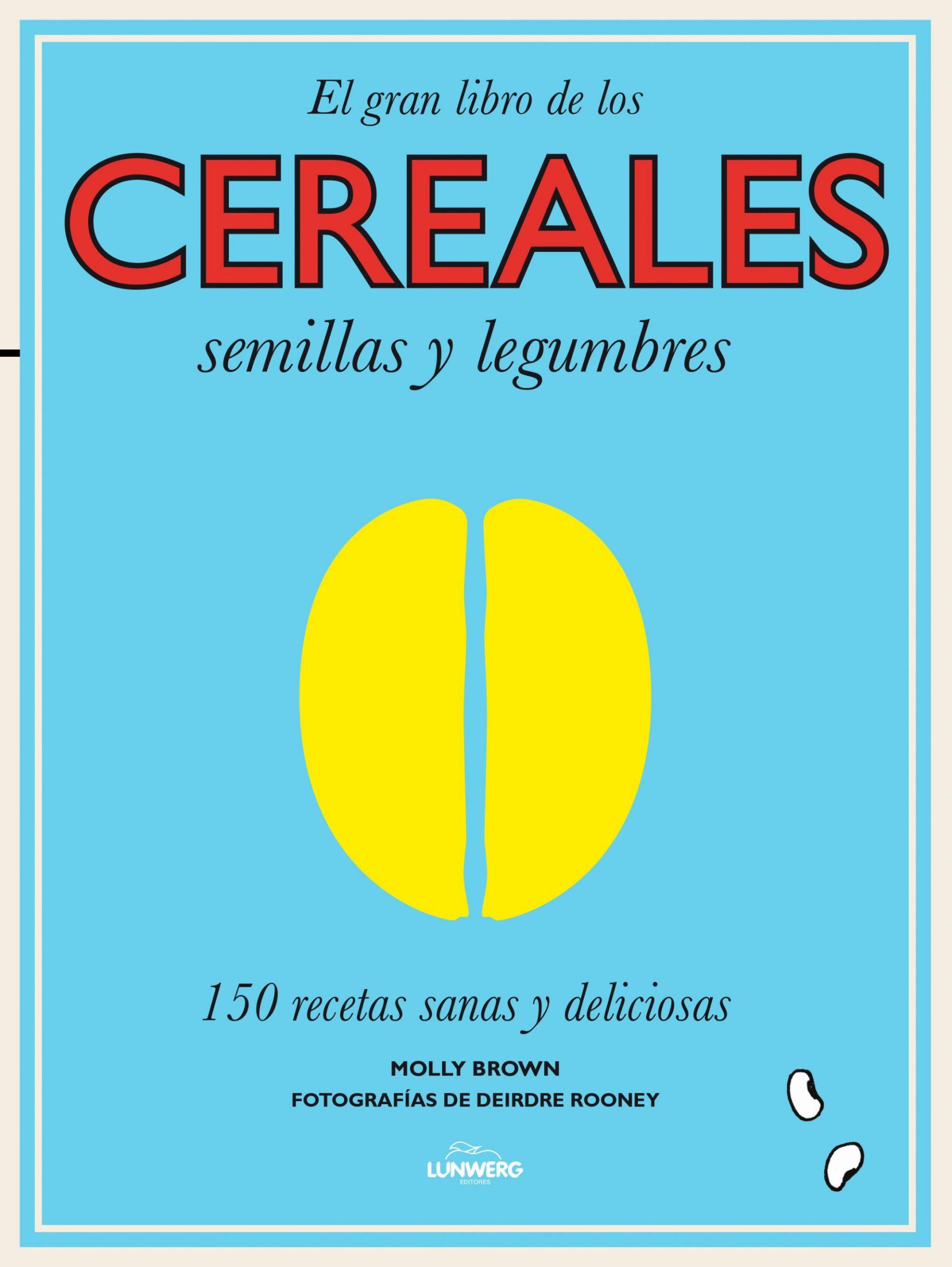 portada el gran libro de los cereales