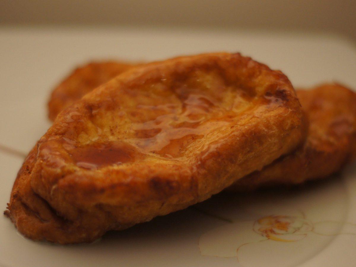 Torrijas de miel, receta de Cuaresma (1)
