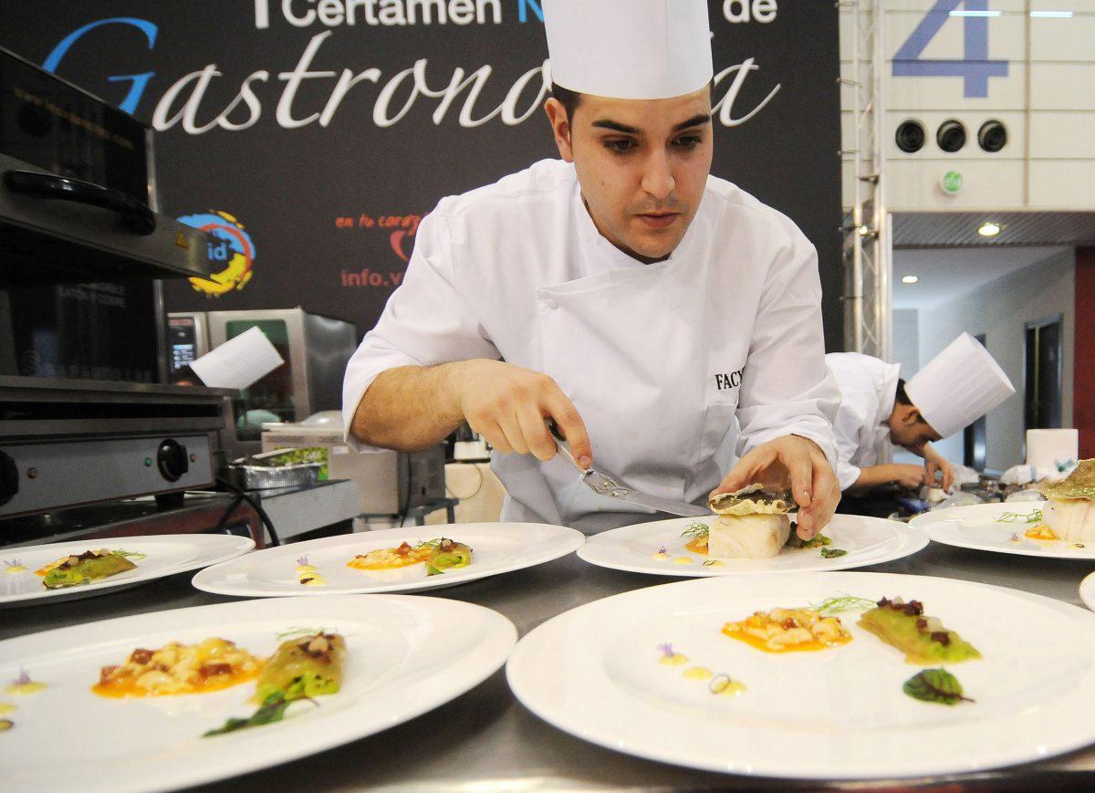 segundo certamen nacional de gastronomia