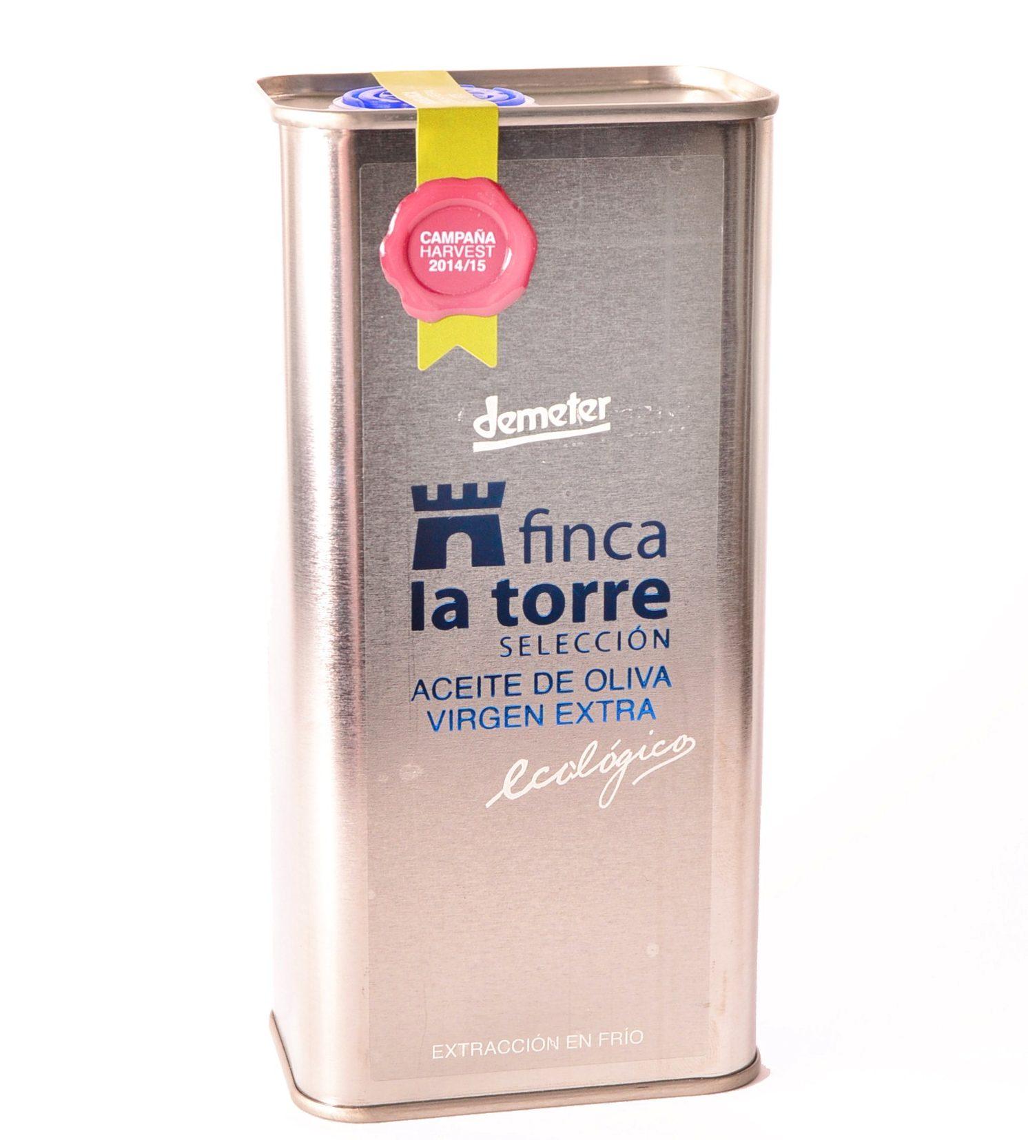 Finca la Torre | Aceite de oliva Virgen Extra