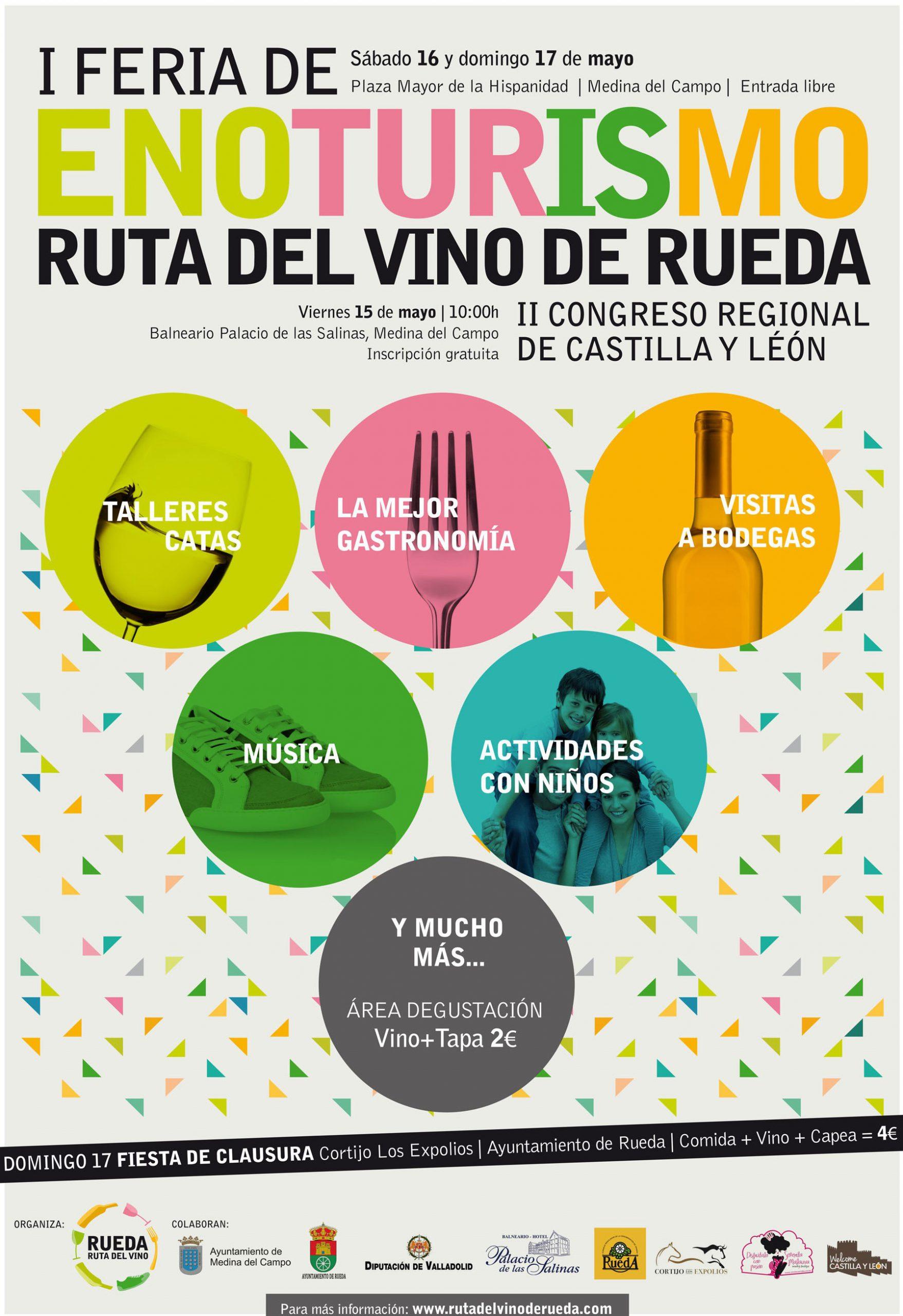 I Feria de Enoturismo Ruta del Vino de Rueda