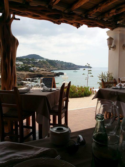 restaurante - ibiza