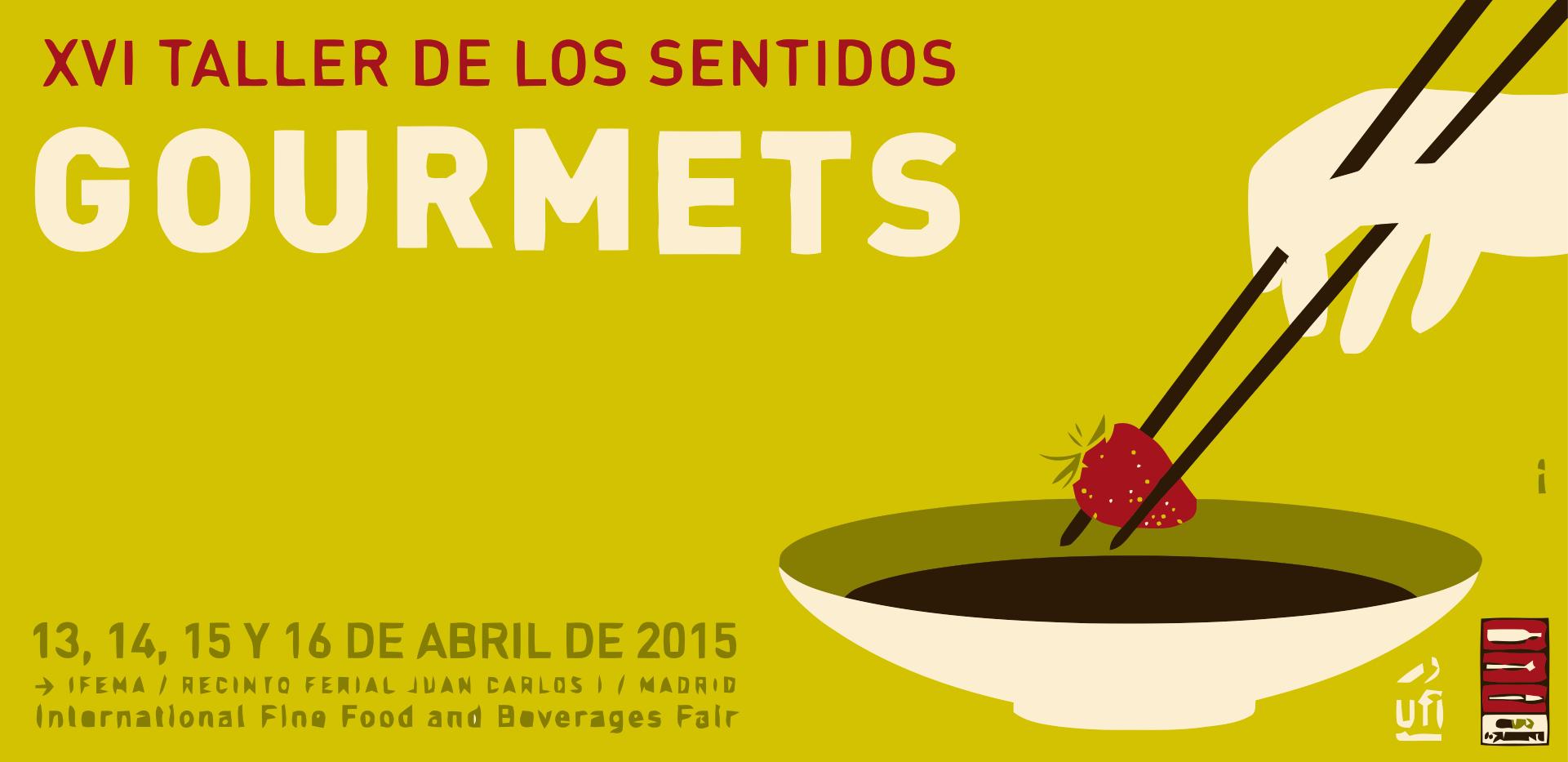 Taller de los Sentidos Gourmet 2015