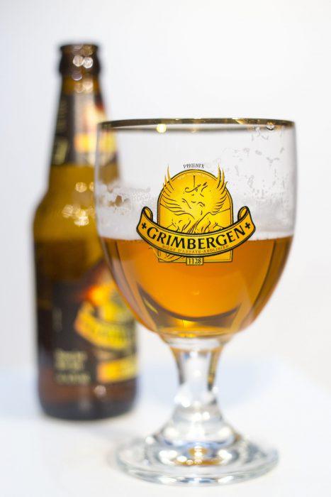 Presentación de la Cerveza Grimbergen, el Fenix Renace en Madrid