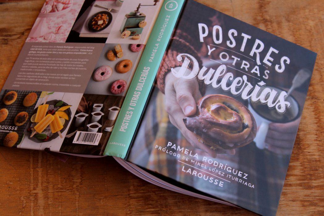 postres y otras dulcerías - libro de recetas