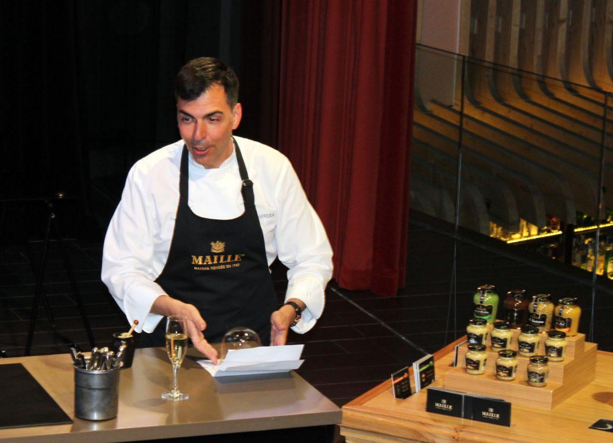 Ramón Freixa, chef con dos estrellas Michelin