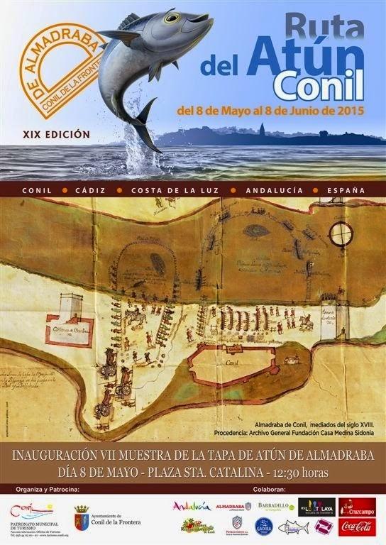 Ruta del Atún en Conil 2015