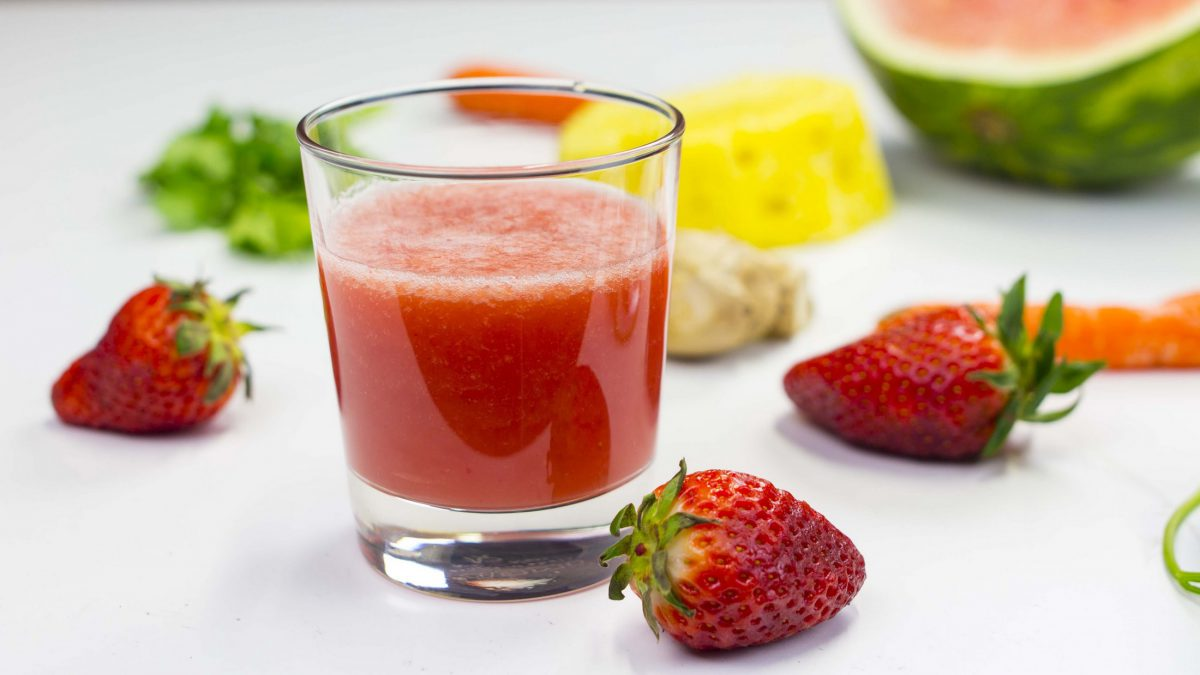 Smoothie, una bebida natural