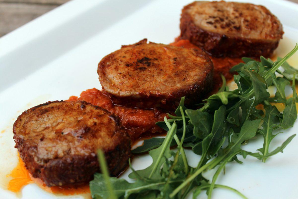 receta deliciosa de solomillo de cerdo adobado On cocinar solomillo cerdo