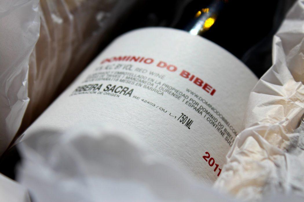 vino dominio do bibei 2011
