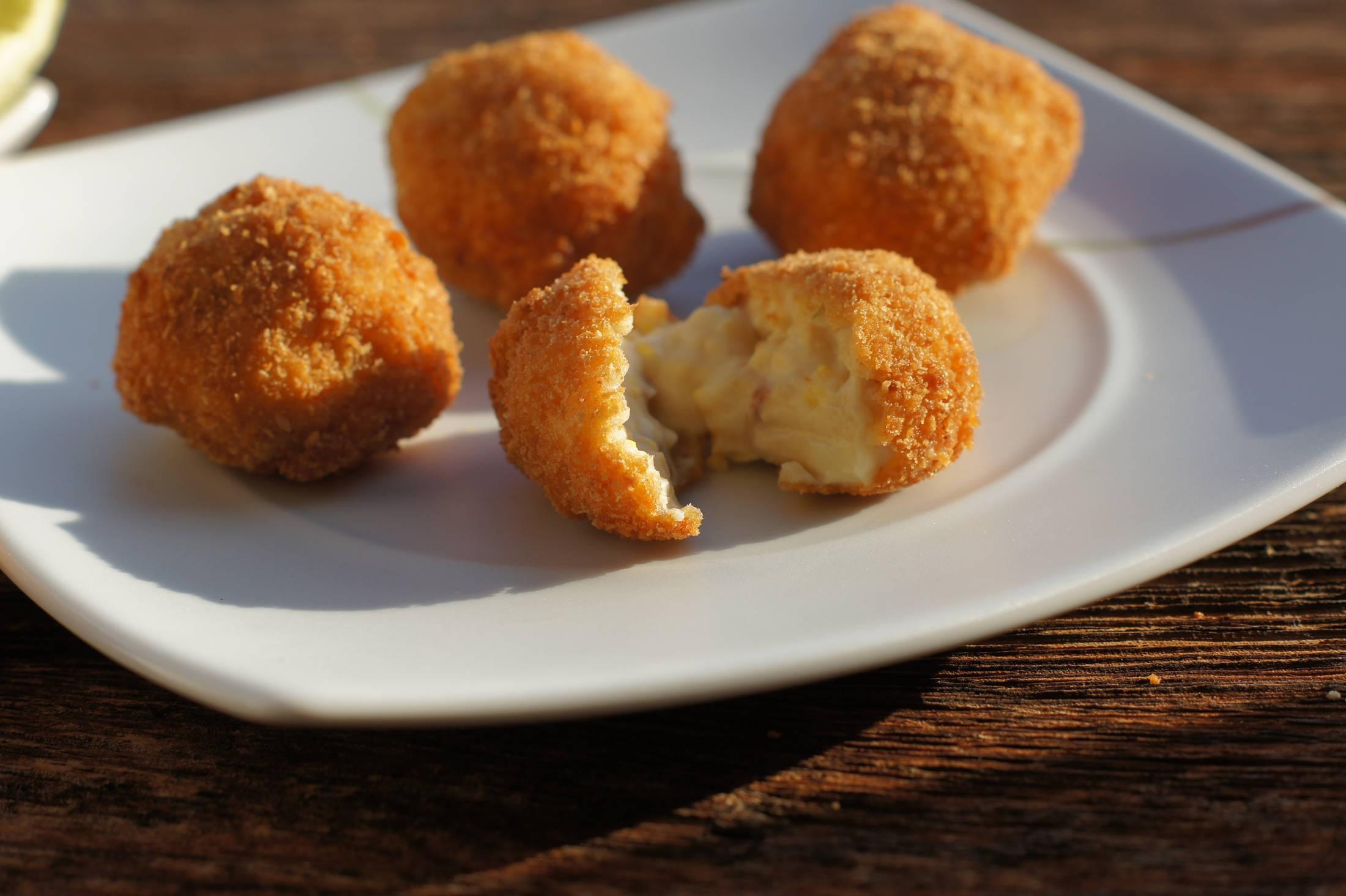 Croquetas caseras, receta cremosa y fácil