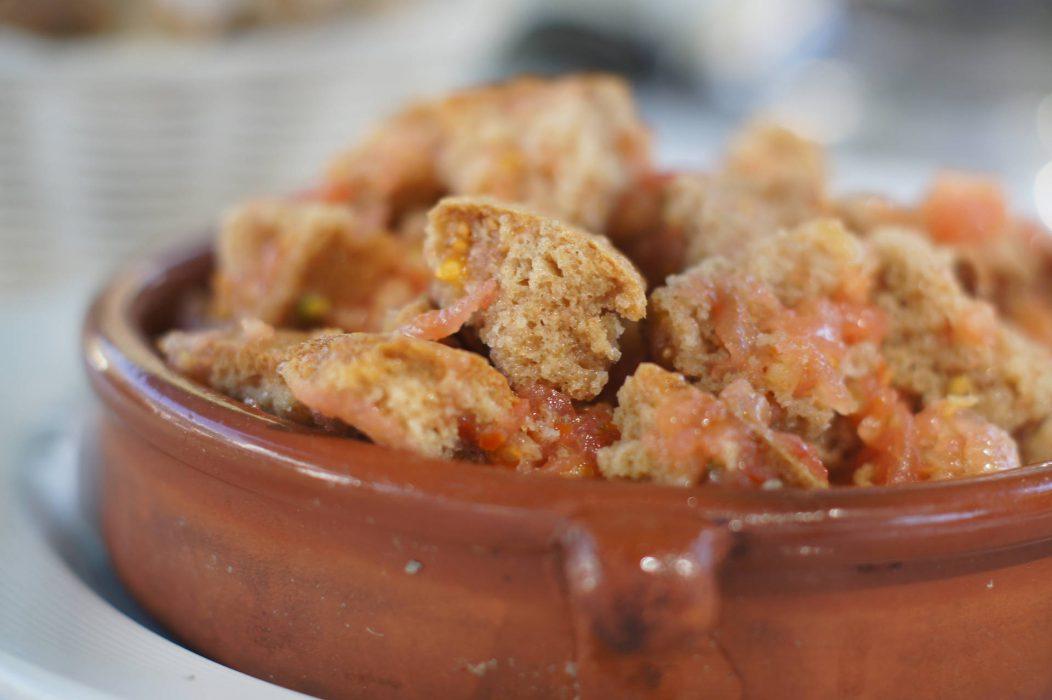 Ensalada de crostas de Can Cires
