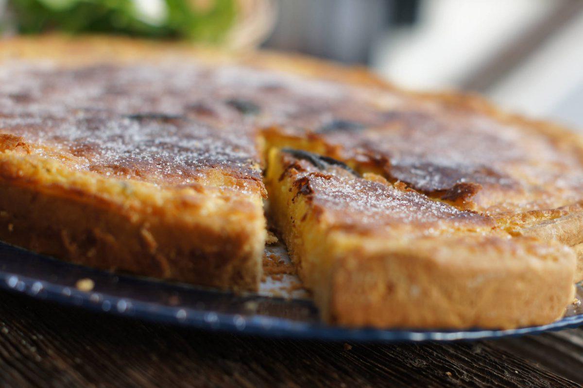 FLAÓ, tarta de queso típica de Ibiza (2)