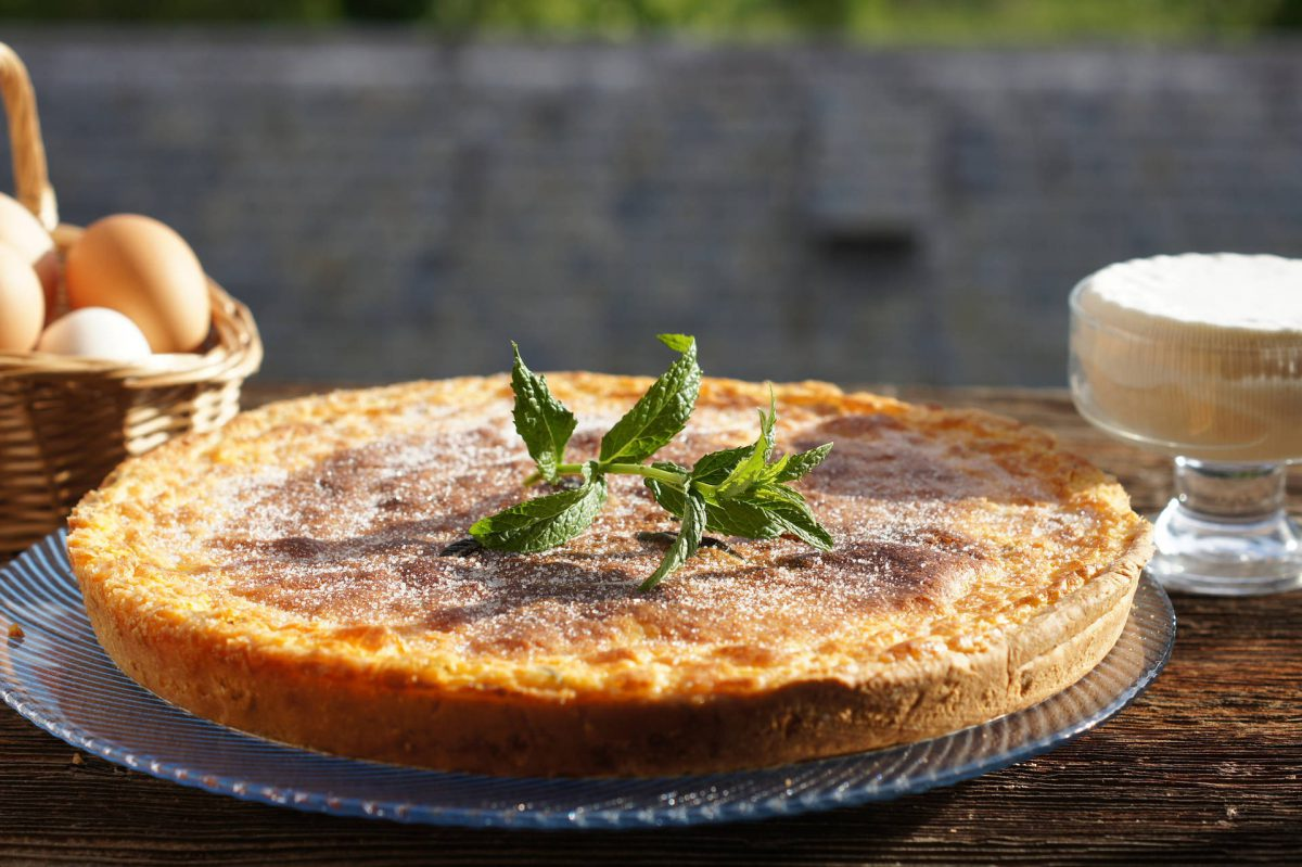 FLAÓ, tarta de queso típica de Ibiza (6)