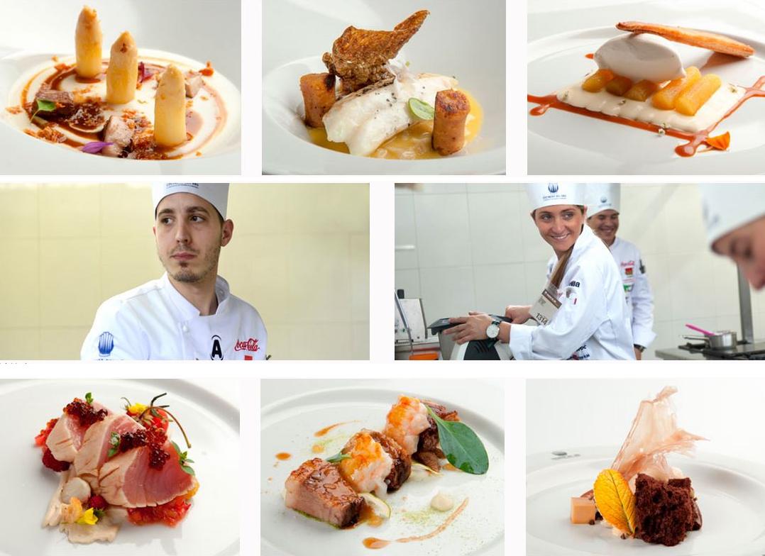 Ganadores 3ª semifinal de la VI edición de Concurso Cocinero del Año