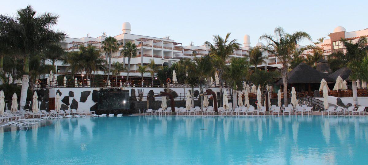 hotel princesa yaiza - piscinas