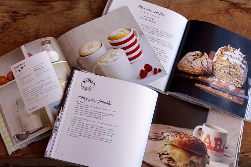 libro de recetas para hacer con niños