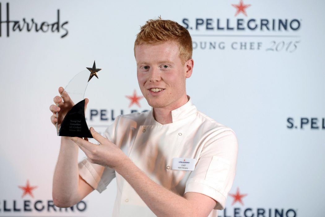 Mark Moriarty, S.Pellegrino Young Chef 2015