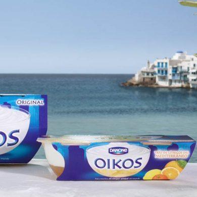 Oikos de Danone, posiblemente el mejor yogur del mundo