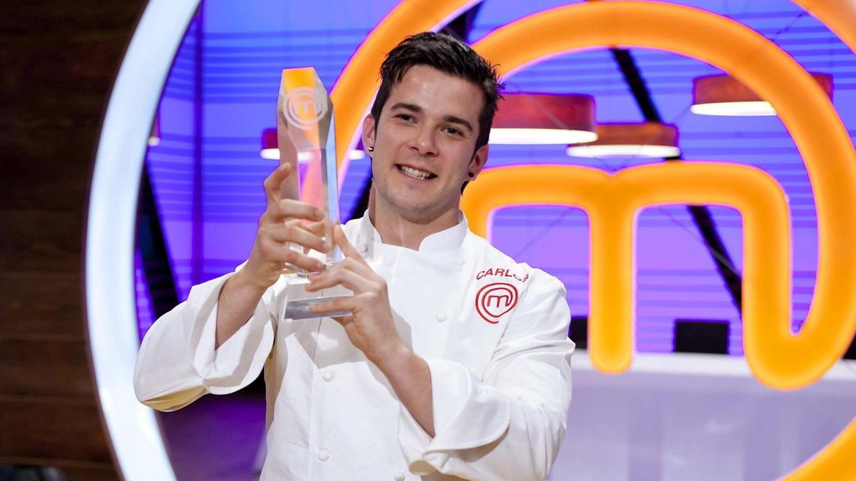 Carlos Maldonado ganador de MasterChef 3