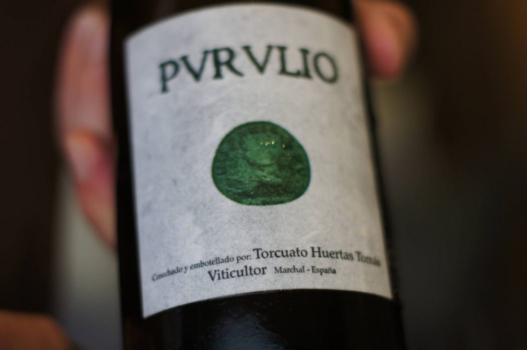 Vino Purulio – Torcuato Huertas