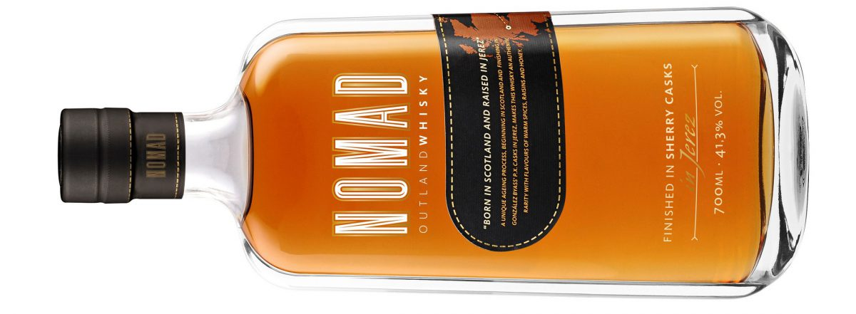 Botella NOMAD OUTLAND WHISKY
