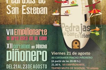 Pincho Piñonero 2015 Cartel