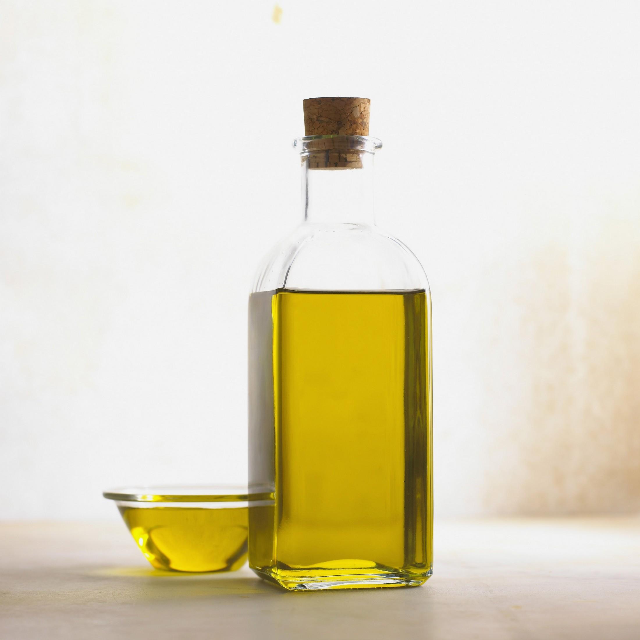Aceite de oliva botella