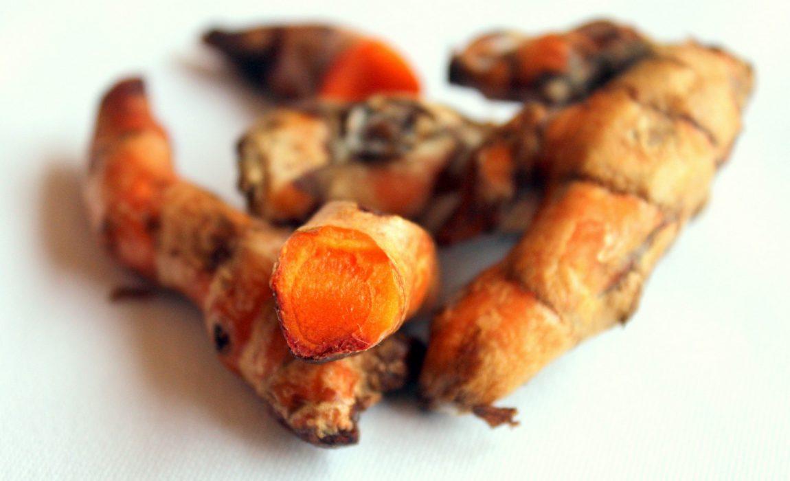 raiz de curcuma