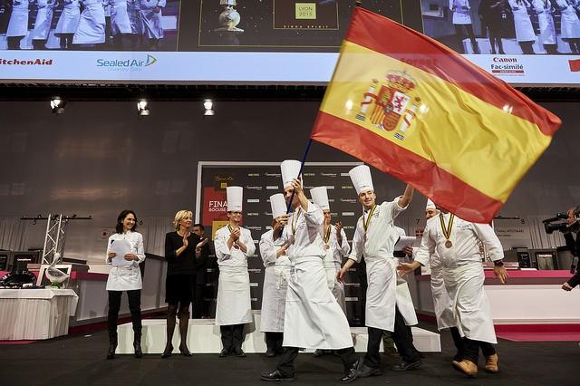 Bocuse d'Or España 2015 Candidatos