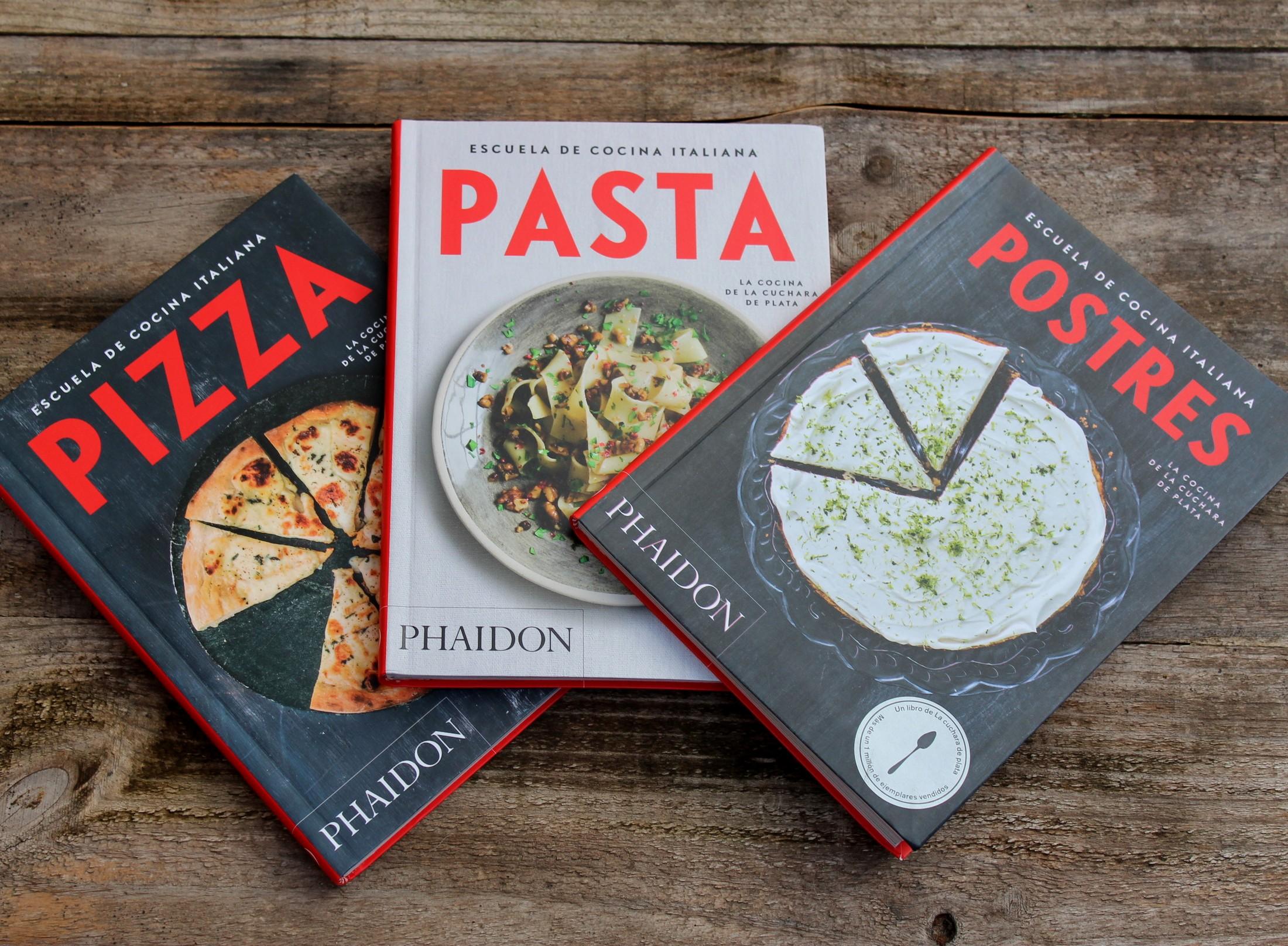 Escuela de cocina italiana Pizza, Pasta y Postre (1)