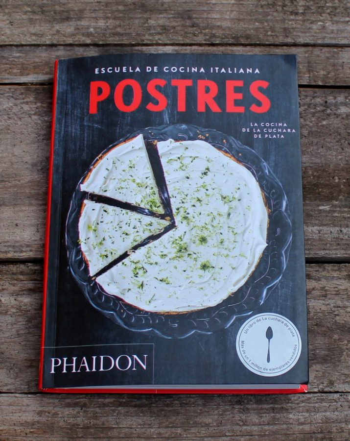 Escuela de cocina italiana Postres