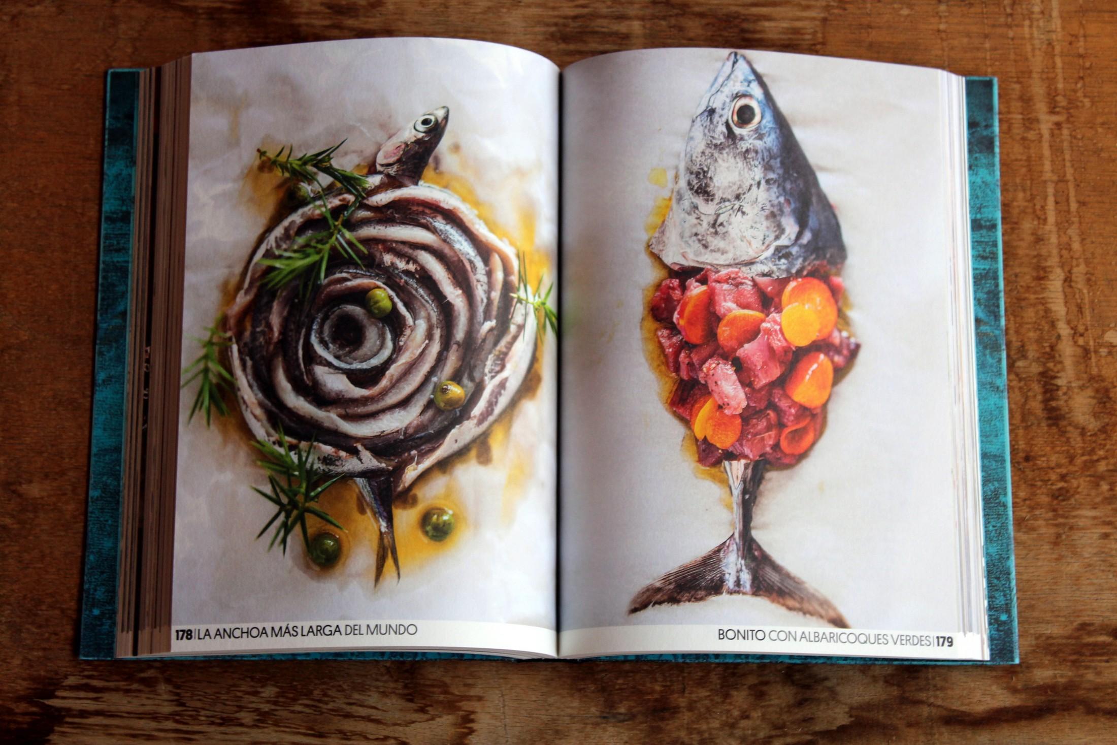 FISH, libro de cocina de Phillipe Emanuelli