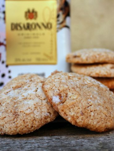 Galletas de Almendra y Disaronno