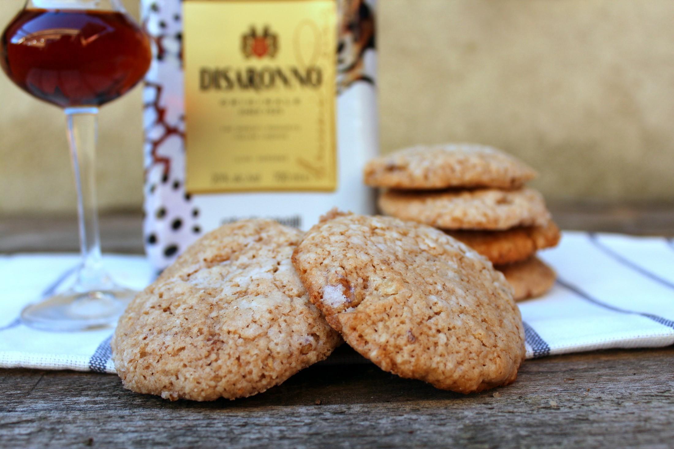Galletas de Almendra y Disaronno