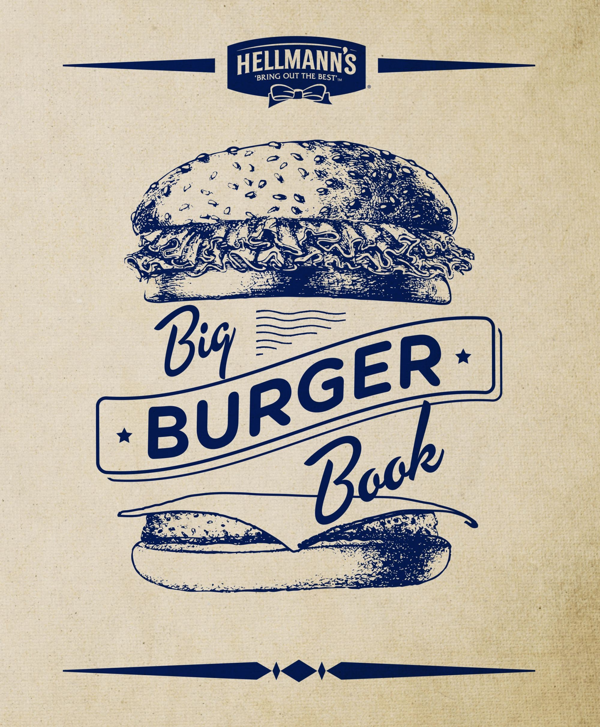 Hellman s Big Burger Book