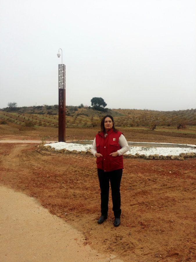 Inma Cañibano - Estancia Piedra